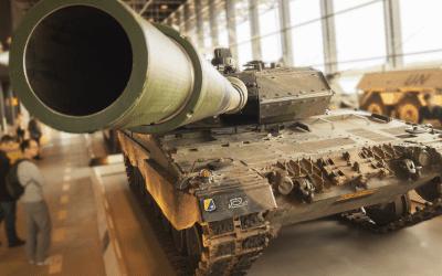 Reforma kompleksu militarno-przemysłowego Ukrainy
