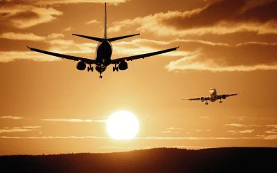 Wznowienie pracy na lotniskach ukraińskich