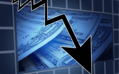 Spadek dochodów sektora bankowego
