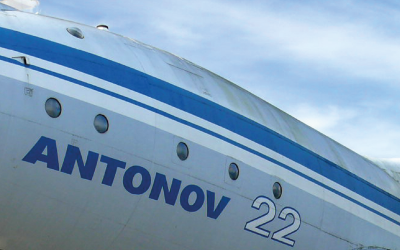 Ambitne plany Antonowa