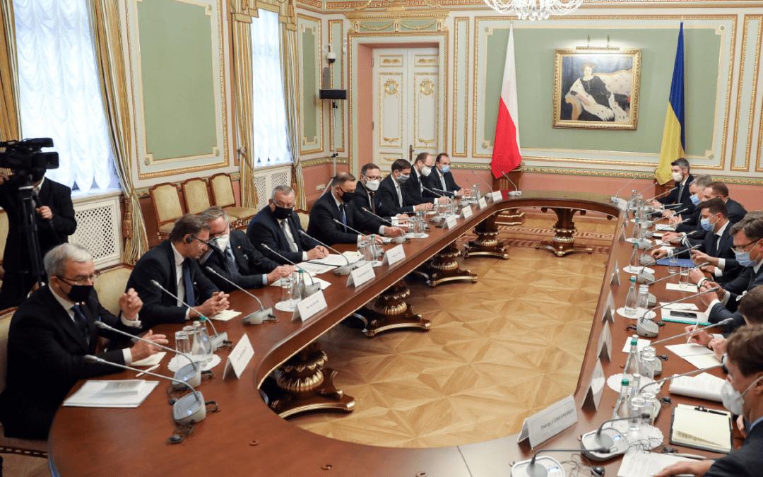 Port Gdańsk zacieśnia współpracę z portami na Ukrainie