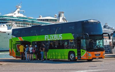 Nowe połączenia autobusowe z Ukrainy