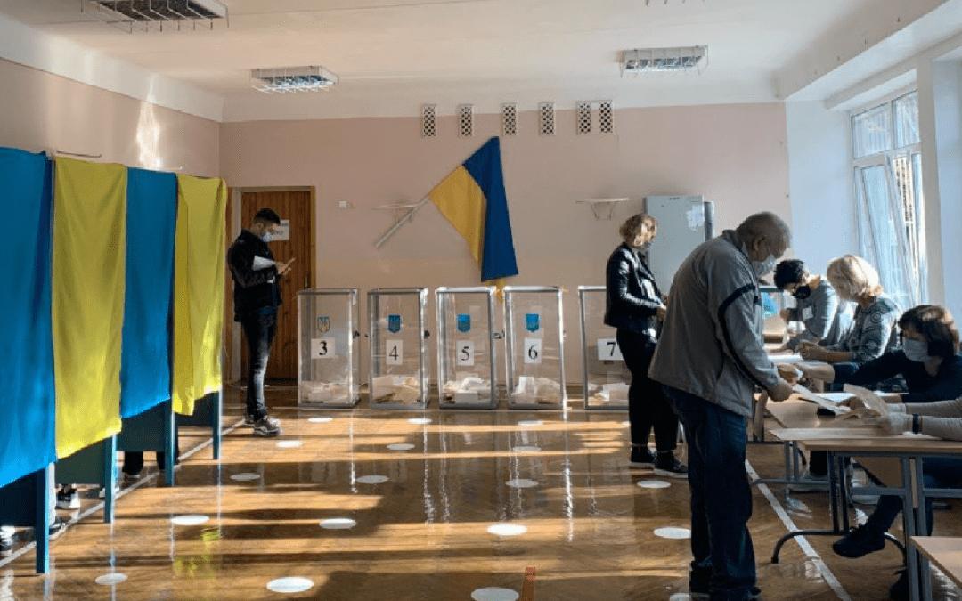 Wybory lokalne w Ukrainie