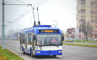 Nowe trolejbusy dla 12 miast