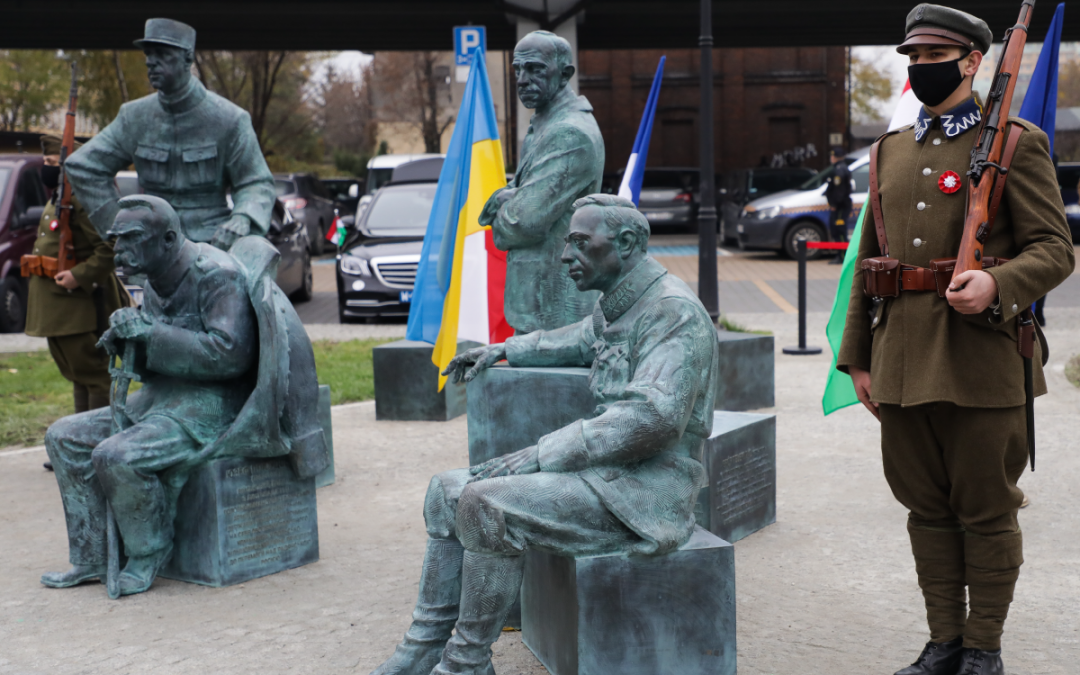 Piłsudski, Petlura, de Gaulle i Teleki