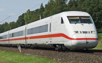 Ukraińskie koła w Deutsche Bahn