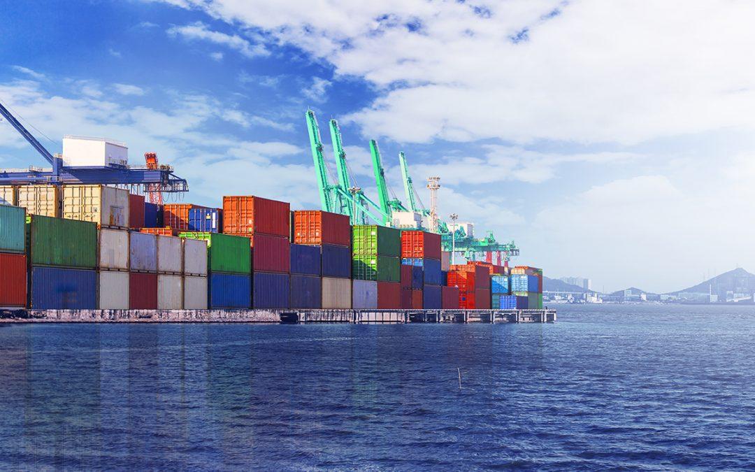 Wzrost przeładunków w portach morskich