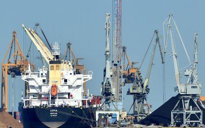 Jest plan finansowy portów morskich Ukrainy