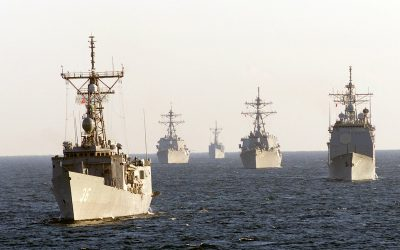 Wzmocnienie sił morskich