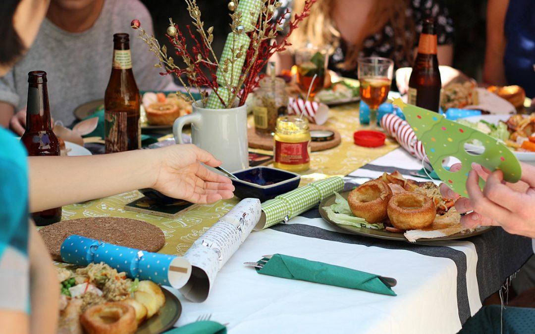 Stół noworoczny drożeje