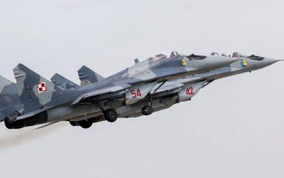 Ukraina naprawia polskie MiG-29