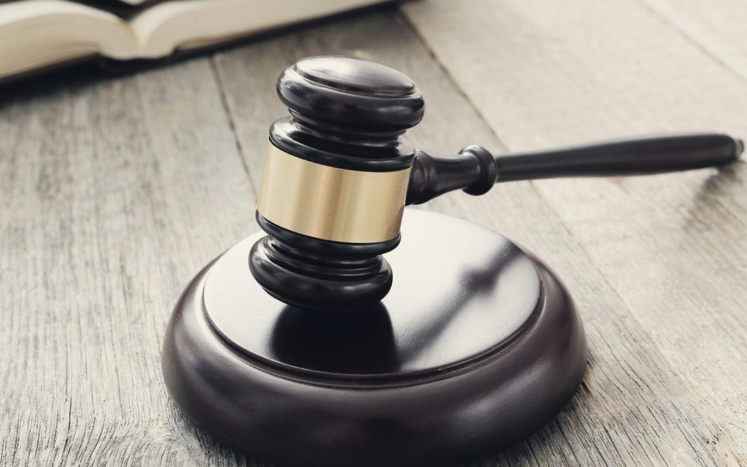 Sędzia zawieszony i zablokowany