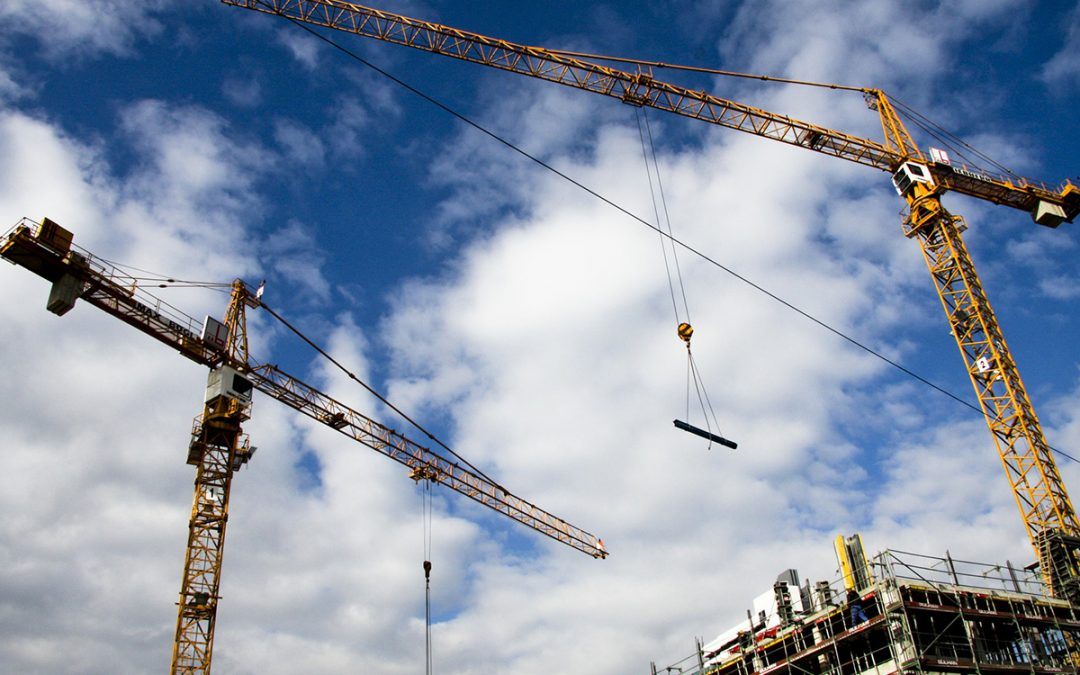 Droższe prace budowlane