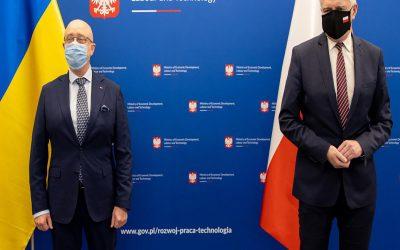 Ukraina jest ważna dla Polski