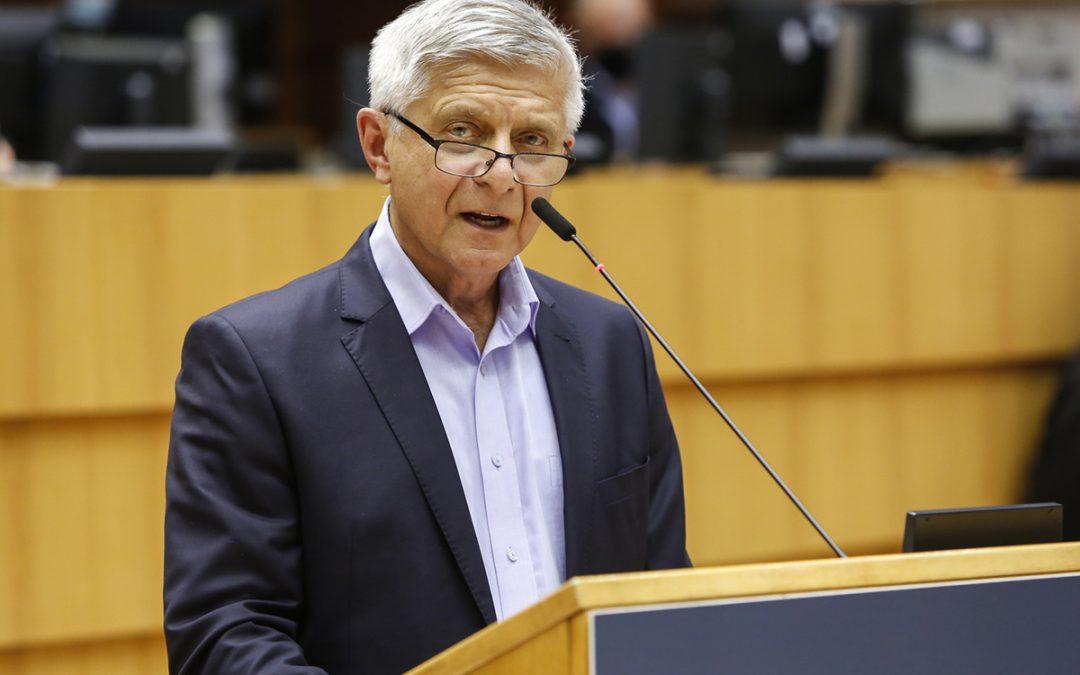 Belka o współpracy UE z Ukrainą