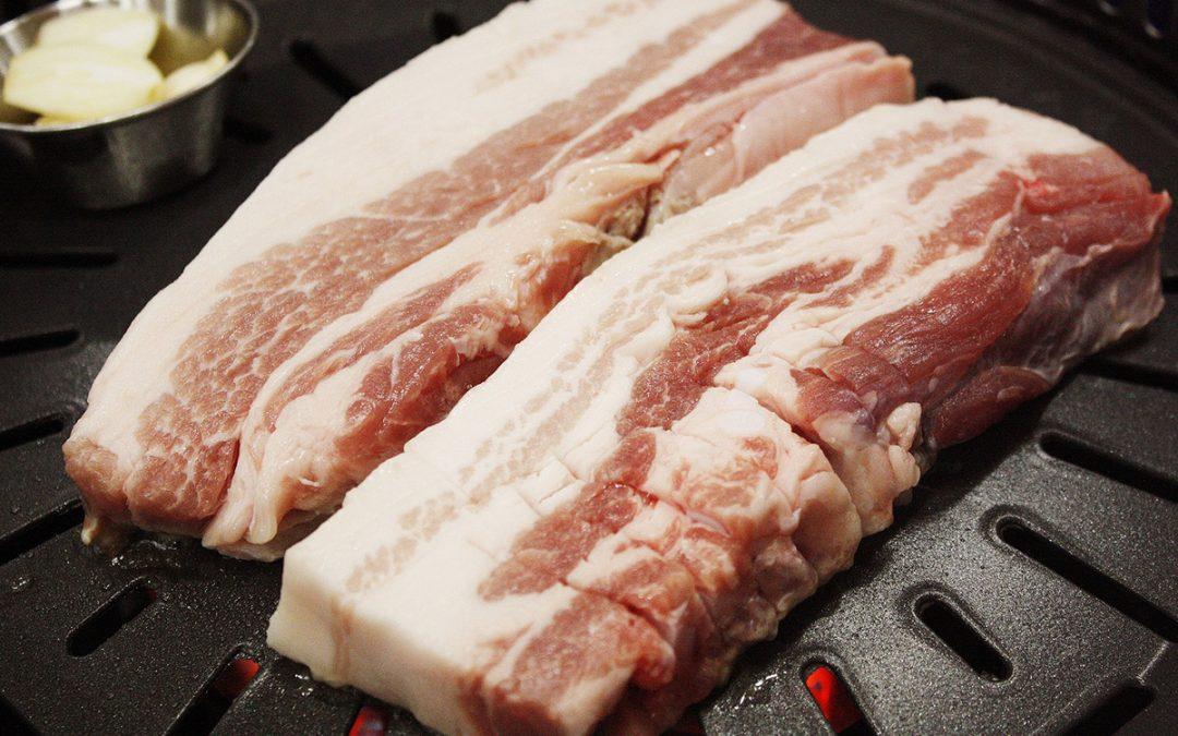 Rekordowy import wieprzowiny