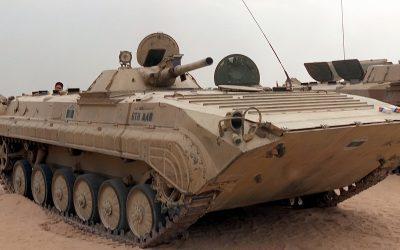 Biedne wozy piechoty