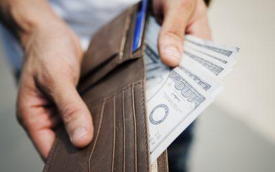Średnia płaca rośnie