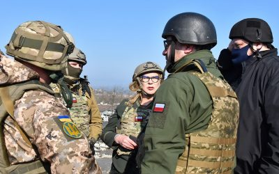 Trójkąt Lubelski w Donbasie