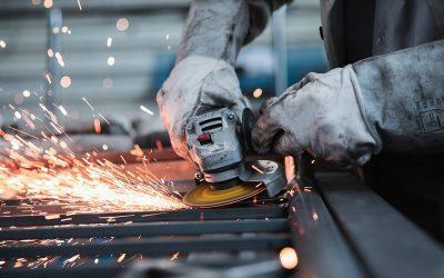 Wzrost produkcji przemysłowej