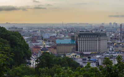 Wicepremier Gowin w Kijowie