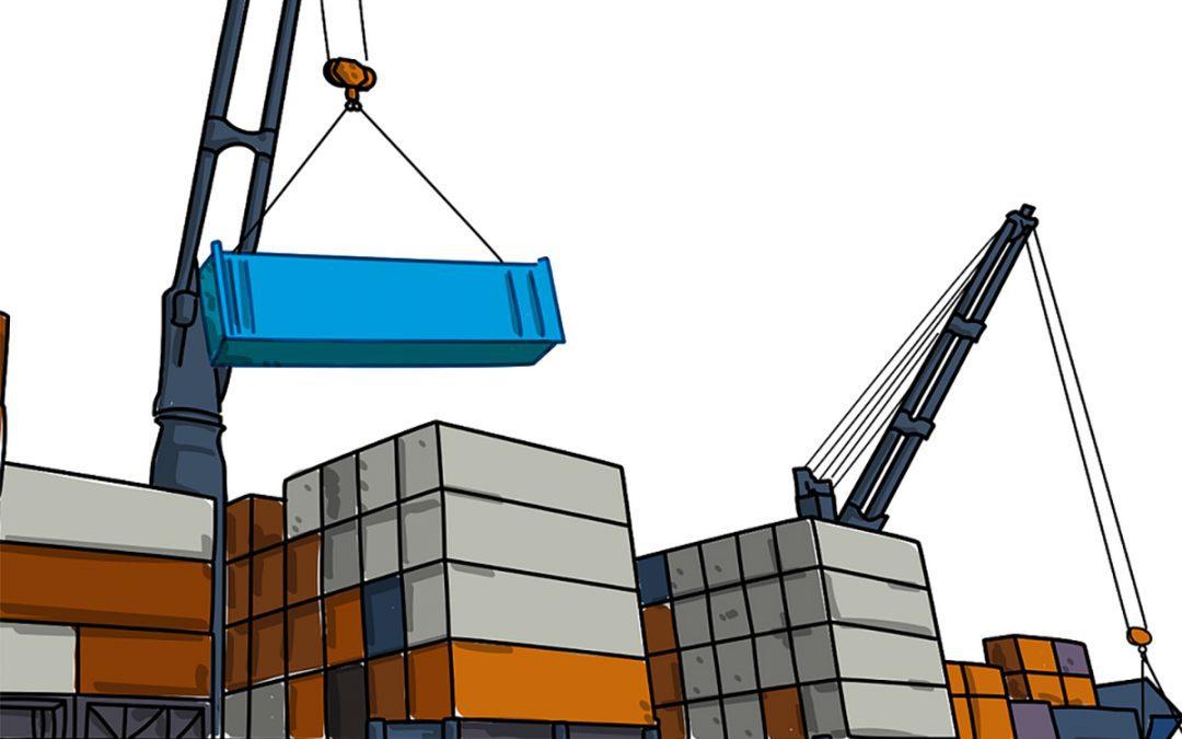 Ukraina zwiększyła eksport i import