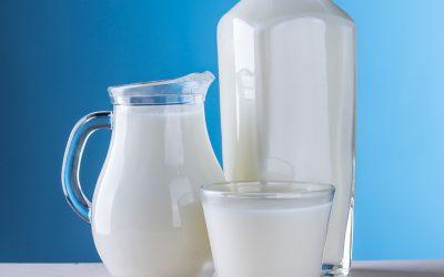 Unijne mleko z Ukrainy