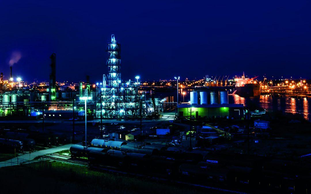 Powstanie nowa rafineria?