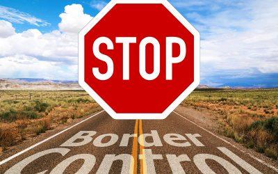 Otwarcie przejść granicznych