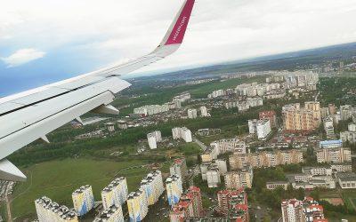 Wizz Air ponownie z Boryspola