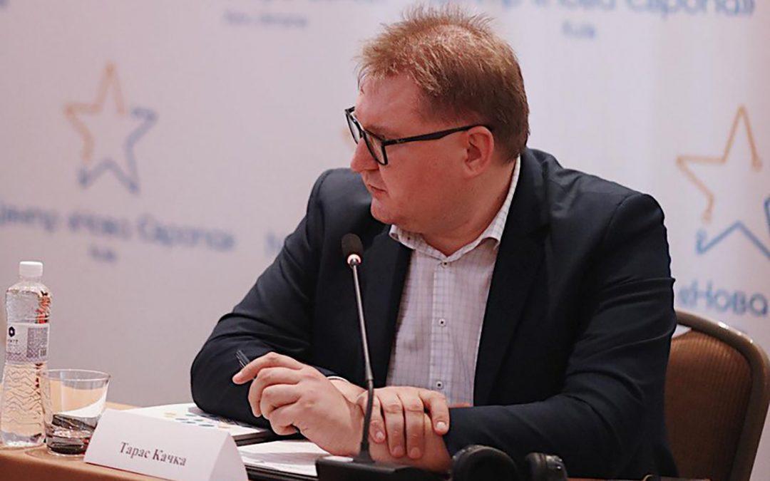 Taras Kaczka na czele Rady Zbożowej