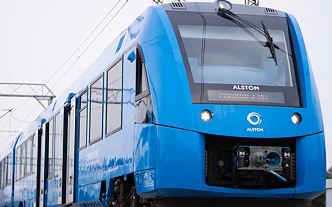 Водневий поїзд в Польщі