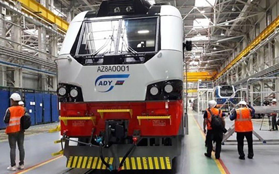 Francuskie lokomotywy na ukraińskich torach