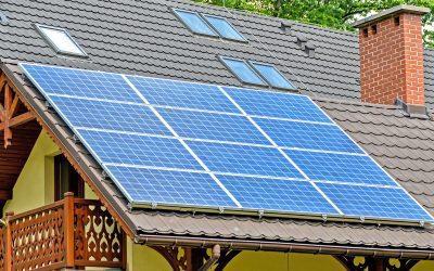 Energia słoneczna w ukraińskich domach