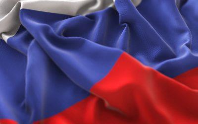 Startup pod rosyjską flagą?