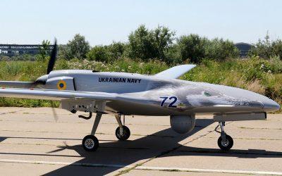 Ukraińskie silniki do tureckich dronów