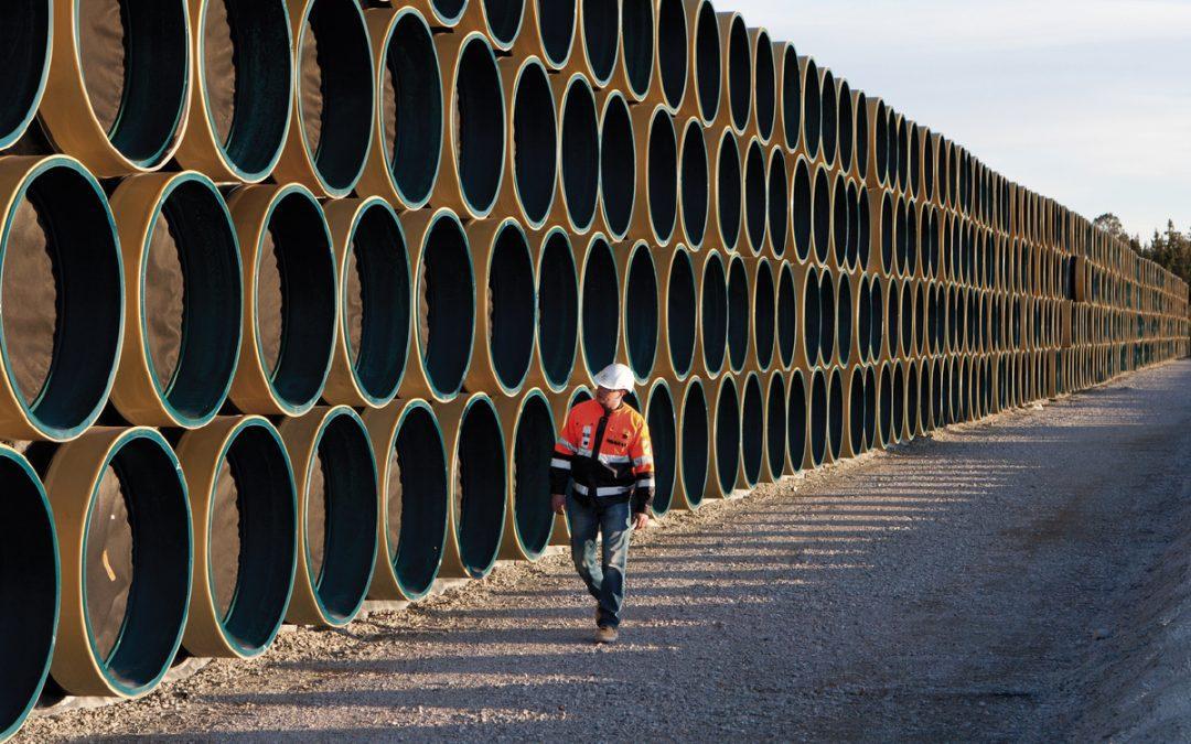Naftohaz chce sprawdzić Nord Stream 2